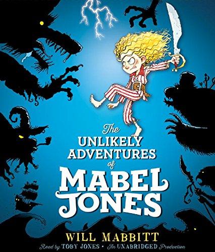 『The Unlikely Adventures of Mabel Jones』のカバーアート