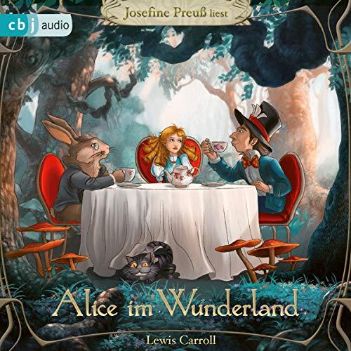 Alice im Wunderland                   Autor:                                                                                                                                 Lewis Carroll                               Sprecher:                                                                                                                                 Josefine Preuß                      Spieldauer: 2 Std. und 58 Min.     5 Bewertungen     Gesamt 4,8