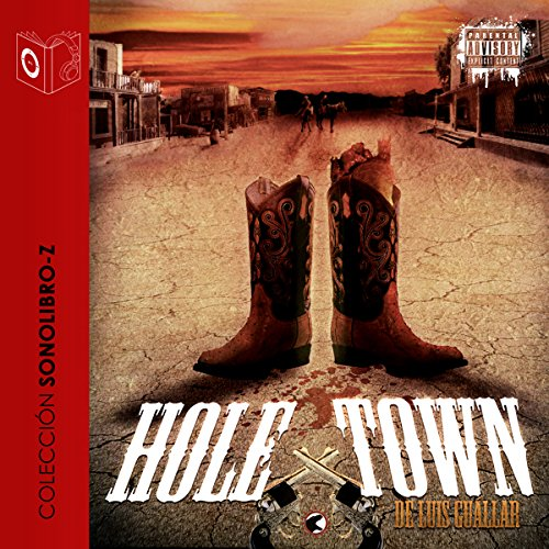 Hole Town audiobook cover art