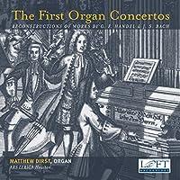 The First Organ Concertos