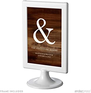 Best wooden ampersand sign Reviews