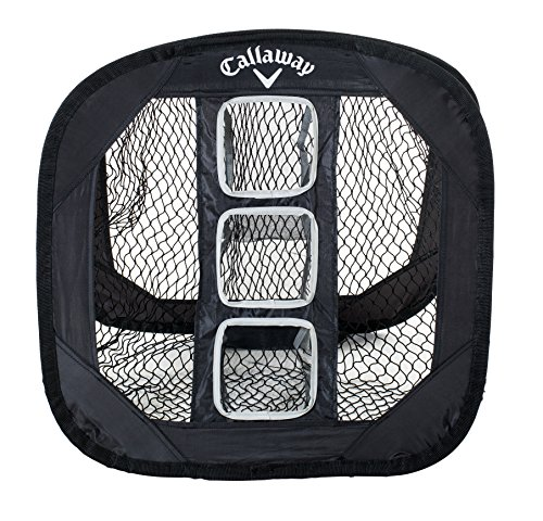 Callaway Golf Chip-Shot Chipping Net, Black