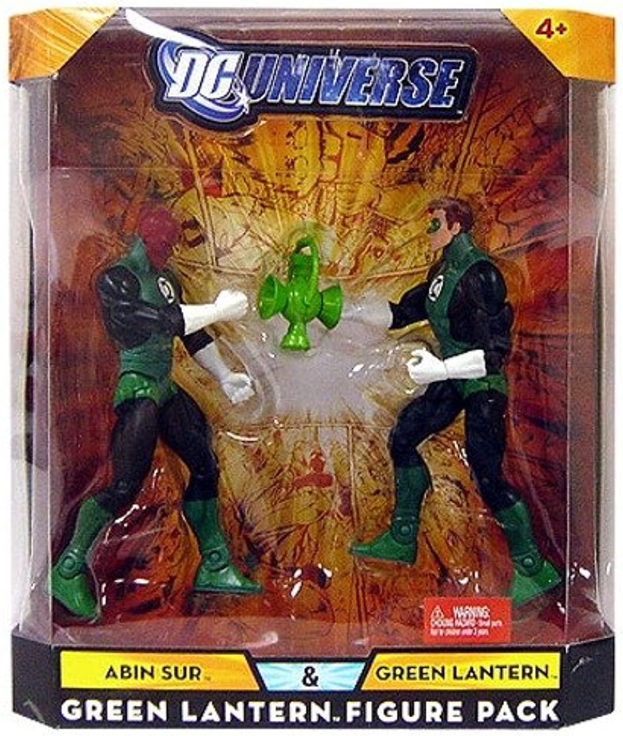 DC Universe Infinite Heroes Collector Abin Sur   Green Lantern Figures 2Pack