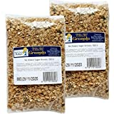 Granola with No Added Sugar (1kg) - No Gluten, Wheat or Dairy - Ideal for Diabetics & Vegans - Nutty, Healthy...