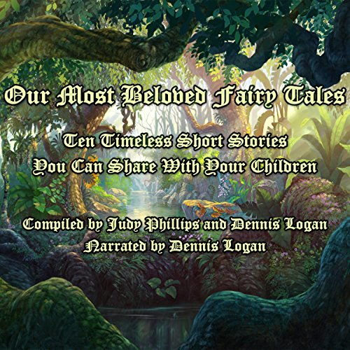 Our Most Beloved Fairy Tales audiobook cover art