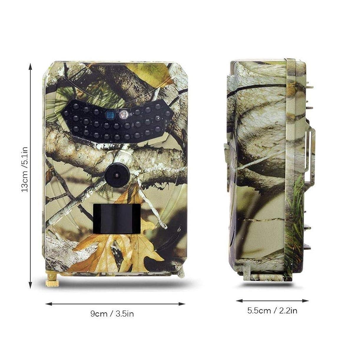 追記文言起きろ1080P HDの野生の捕獲物カム追跡屋外LEDのための防水LED夜IP54を追跡する野生動物のカメラホームセキュリティーの監視