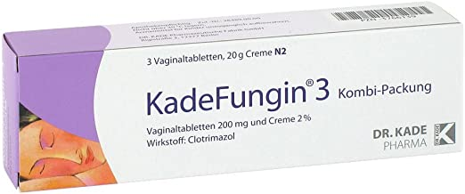 KadeFungin 3 Kombi 1 stk