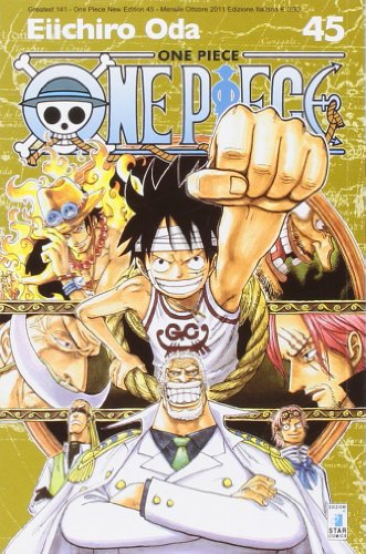 One piece. New edition: 45