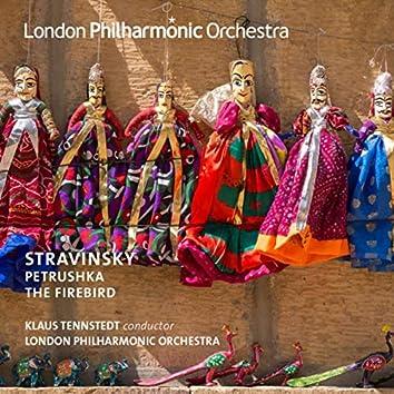 Stravinsky: Petrushka & Firebird Suite