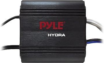Pyle 2-Channel Marine Amplifier Receiver – Waterproof and Weatherproof Audio..