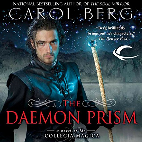 The Daemon Prism audiobook cover art