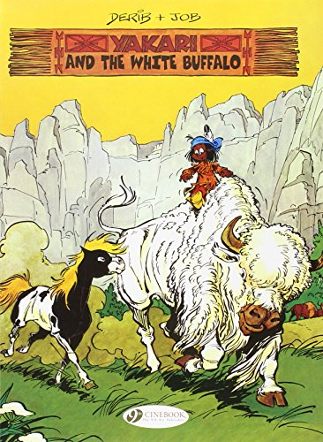 Yakari - tome 2 And the white Buffallo (02)