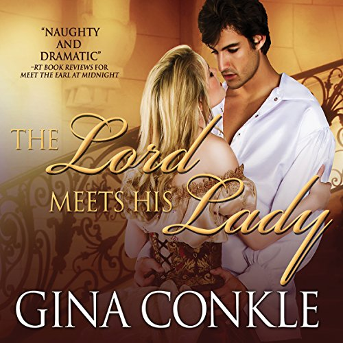 The Lord Meets His Lady audiobook cover art
