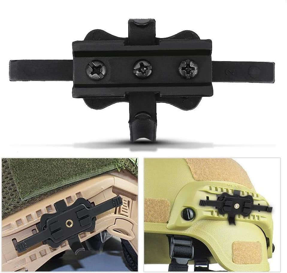 HD Cameras Fashion Quick Release Rail Fast Adapter shipfree Mount Helmets for