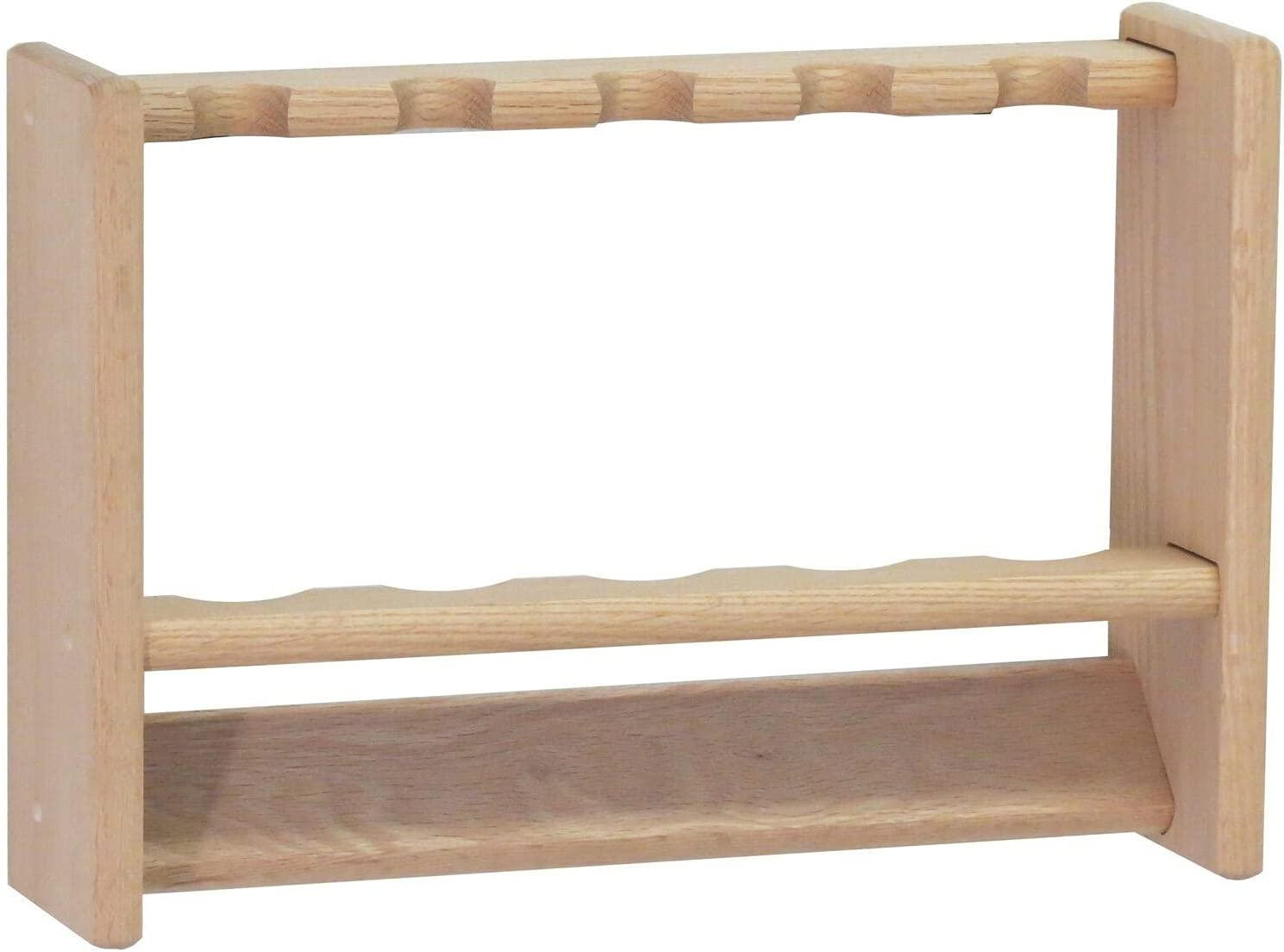 Pool Cue Rack 5 stick games Unfinished Free Shipping Cheap Bargain Gift 40% OFF Cheap Sale table