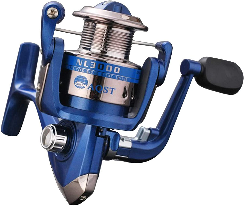 UICICI Full Metal Werfen Rod Folding Spinning Wheel Fishing Gear B07MZ8HT3Z  Moderater Preis