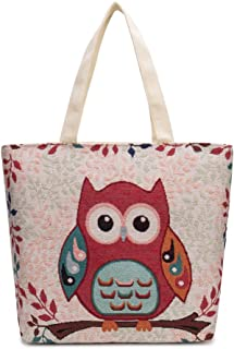 Best owl market tote Reviews