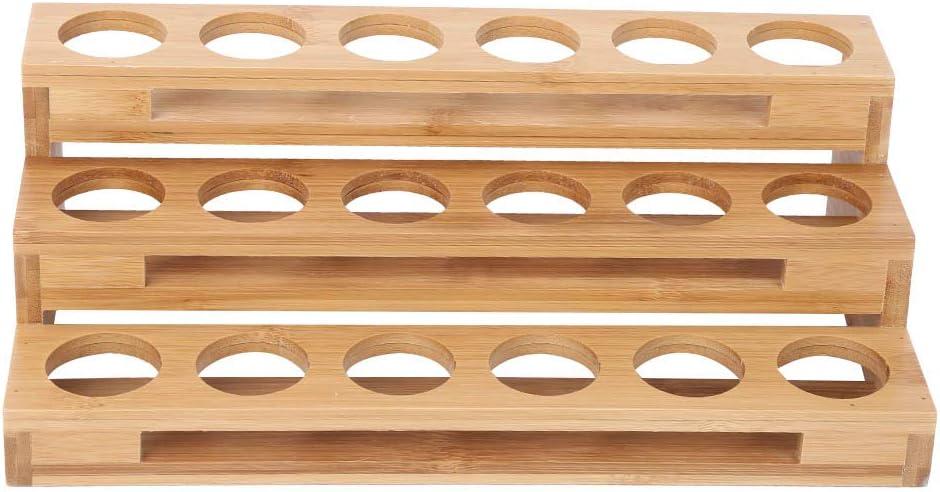 ohcoolstule Essential Bombing Soldering free shipping Oil Storage Rack Wooden Displ Box