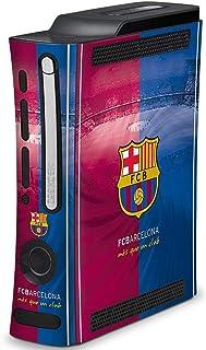 comprar comparacion FCB FC Barcelona -Pegatina oficial para consola Xbox 360