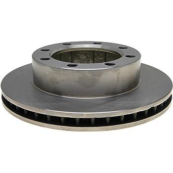 ACDelco 18A689A Advantage Non-Coated Front Disc Brake Rotor