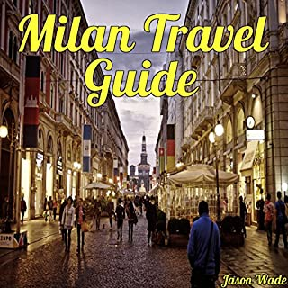 Milan Travel Guide cover art