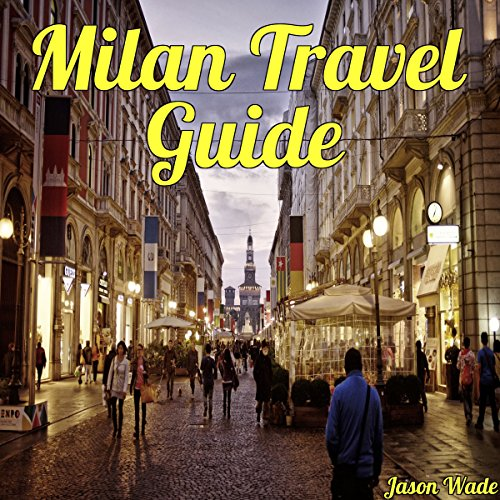 Milan Travel Guide cover art
