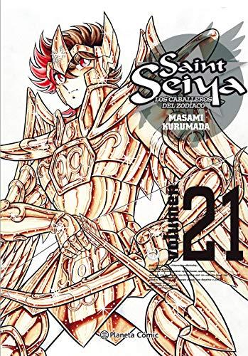 Saint Seiya nº 21/22 (Manga Shonen)