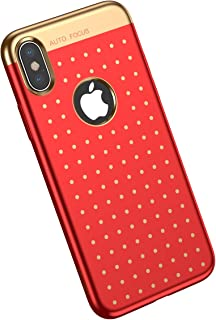 Baseus Star lighting case iPX Red