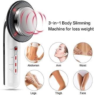 TZYYA Degraissage Minceur Cellulite Infrarouge Machine EMS Vibration Machine ultrasons Perte Poids Corps Minceur Cellulite Massger Appareil