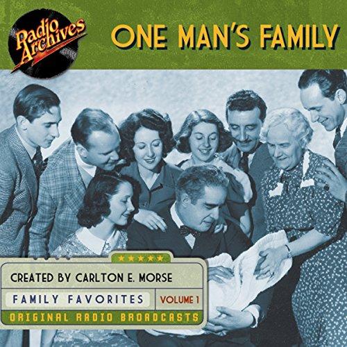 Couverture de One Man's Family, Volume 1