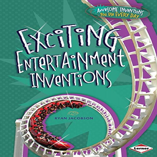 Exciting Entertainment Inventions copertina
