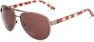 نظارات شمسية Ck19321s بتصميم افياتور من كالفن كلاين