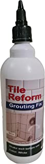 Tile Gap Glue Durable Efficient Gap Refill Gel Tile Grout Repair Sealant Restorer for Bathtub - 250ML