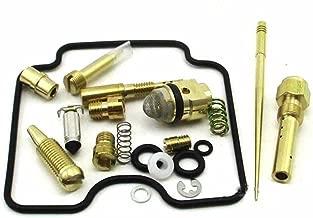 Paddsun Carburetor Repair Rebuild Kits For YAMAHA Grizzly 660 Carb Kit YFM660R 2002-2005