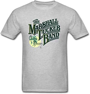 Maerxlinz The Marshall Tucker Band Logo Cool Tee,Funny Men's Fashionable Comfortable T-Shirt