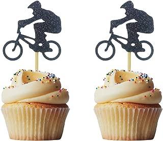 bmx bike cake decorations