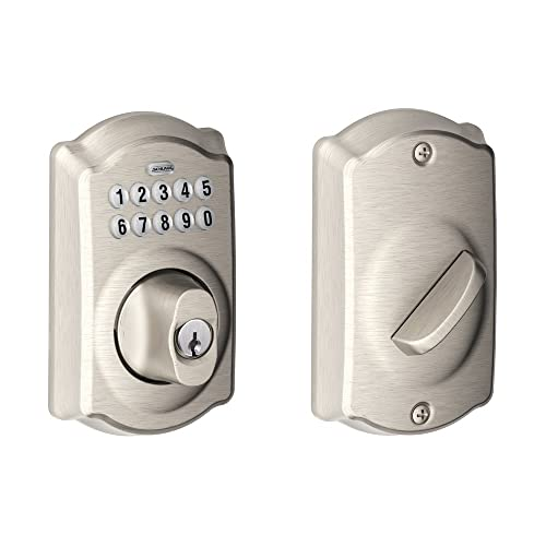 Smart Lock Deadbolt Amazon Com