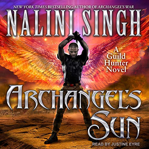 Archangel's Sun  By  cover art