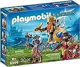 Playmobil- Rey de los Enanos Juguete, Multicolor (geobra Brandstätter 9344) , color/modelo surtido