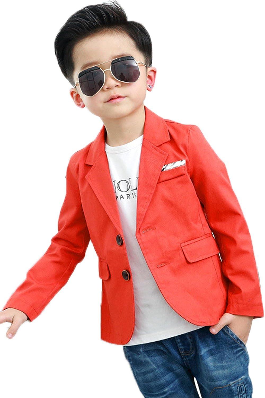 lowest price Boys' Fashion Blazers Jackets Casual Max 60% OFF
