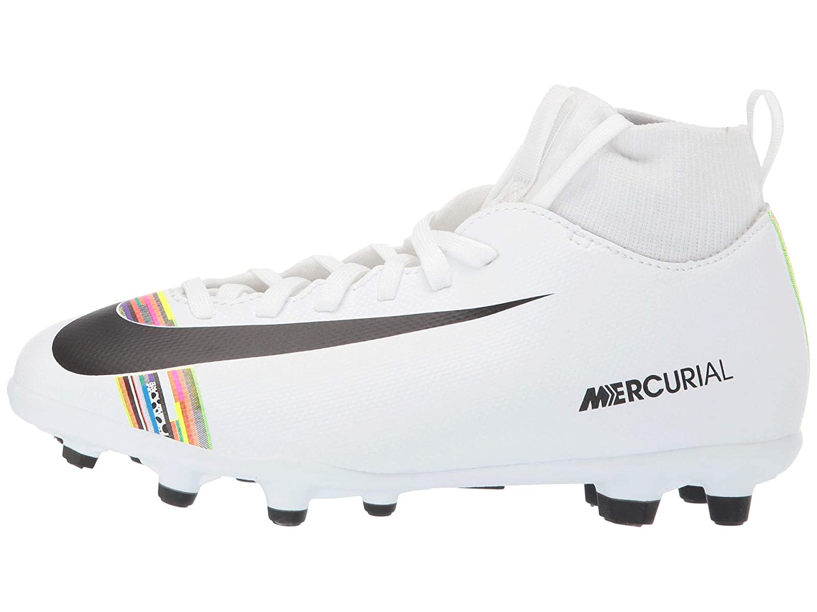 the latest ed89e 0a45b Details about Nike Kids Mercurial Superfly 6 Club CR7 Soccer (Little  Kid/Big Kid)