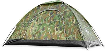 SKYLINK Dome Tent for Camping,Family Camping Tents 2-4...