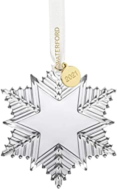 Waterford Snowcrystal Ornament