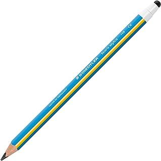 ステッドラー 鉛筆 HB ノリススタイラス かきかた鉛筆 タッチペン ブルー 1本 119203BKLV