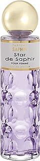 PARFUMS SAPHIR Star - Eau de Parfum con Vaporizador para Mujer, 200 Ml