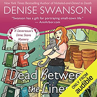 Dead Between the Lines cover art