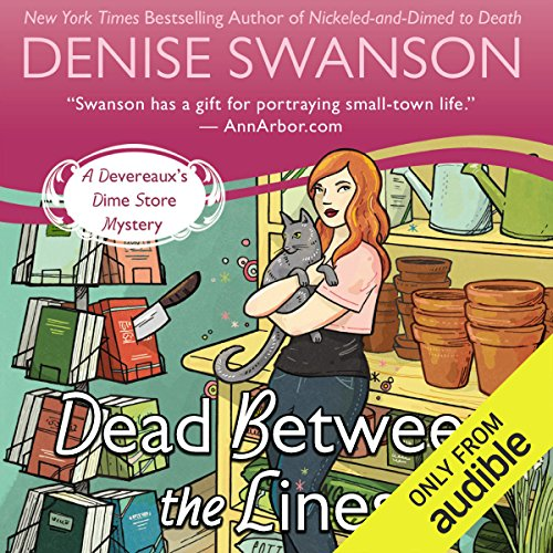 Dead Between the Lines Titelbild