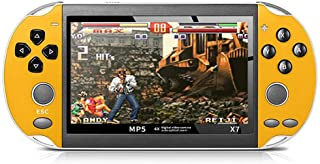 Razab1 Handheld Game Console,Retro Classic Game Console Handheld Portable 800 Built-in 4.3 Inch Games Portable Video Game Great Gift for Kids