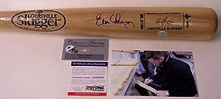 Evan Longoria Autographed Hand Signed Louisville Slugger Pro Wood Baseball Bat - PSA/DNA