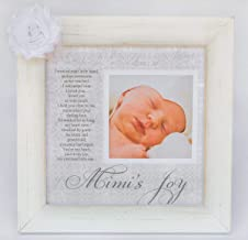 Mimi's Joy Picture Frame with Poetry